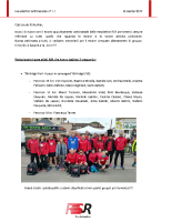 Newsletter RSR – 11 – 18 Marzo 2019