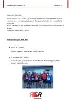 Newsletter RSR – 13 – 17 Luglio 2017