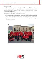 Newsletter RSR – 14 – 10 Aprile 2019