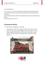 Newsletter RSR – 19 – 28 Agosto 2017