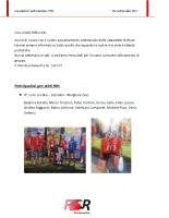 Newsletter RSR – 20 – 04 Settembre 2017