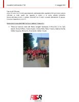 Newsletter RSR – 20 – 21 Maggio 2019