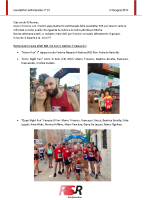 Newsletter RSR – 23 – 12 Giugno 2019