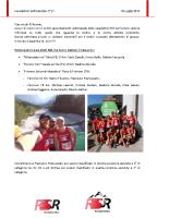Newsletter RSR – 27 – 10 Luglio 2019