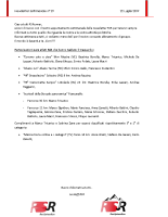 Newsletter RSR – 29 – 22 Luglio 2019