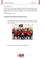 Newsletter RSR – 3 – 22 Gennaio 2019