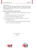 Newsletter RSR – 31 – 07 Agosto 2019