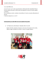 Newsletter RSR – 34 – 19 Dicembre 2017
