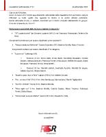 Newsletter RSR – 37 – 18 Settembre 2019