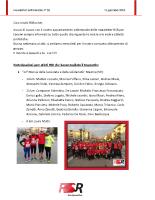 Newsletter RSR – 38 – 15 Gennaio 2018