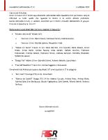 Newsletter RSR – 41 – 16 Ottobre 2019