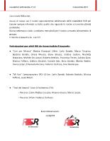 Newsletter RSR – 44 – 4 Novembre 2019