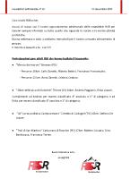 Newsletter RSR – 45 – 13 Novembre 2019