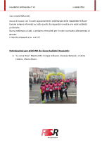 Newsletter RSR – 45 – 6 Marzo 2018