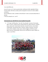 Newsletter RSR – 50 – 11 Aprile 2018