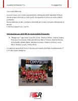 Newsletter RSR – 56 – 23 Maggio 2018