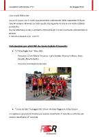 Newsletter RSR – 57 – 28 Maggio 2018