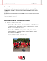Newsletter RSR – 59 – 13 Giugno 2018