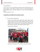 Newsletter RSR – 6 – 14 Febbraio 2019