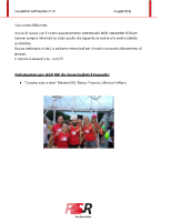 Newsletter RSR – 62 – 4 Luglio 2018