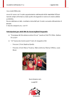 Newsletter RSR – 66 – 1 Agosto 2018