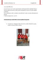 Newsletter RSR – 68 – 13 Agosto 2018