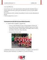 Newsletter RSR – 75 – 9 Ottobre 2018