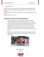 Newsletter RSR – 77 – 30 ottobre 2018