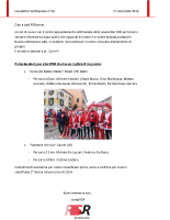 Newsletter RSR – 85 – 27 Dicembre 2018