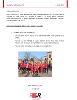 Newsletter RSR – 9 – 6 Marzo 2019
