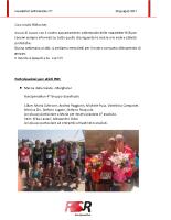 Newsletter RSR – 7 – 05 Giugno 2017