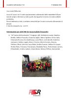 Newsletter RSR – 43 – 19 Febbraio 2018