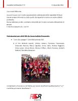 Newsletter RSR – 79 – 13 Novembre 2018