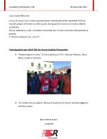 Newsletter RSR – 80 – 20 Novembre 2018