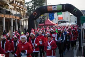 Corri con Babbo Natale 2018